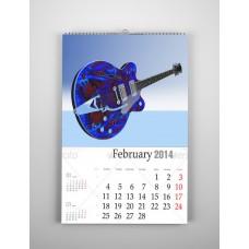 Axe of Creation Calendar