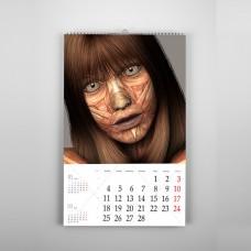 Brain Drain Calendar